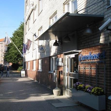 Eurohostel - Helsinki - studietur - AlfA Travel - facade