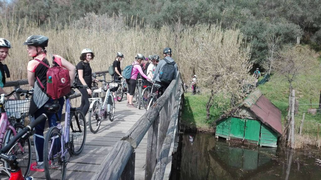 Gardasøen aktivrejse studietur alfa travel cykeltur mountainbike