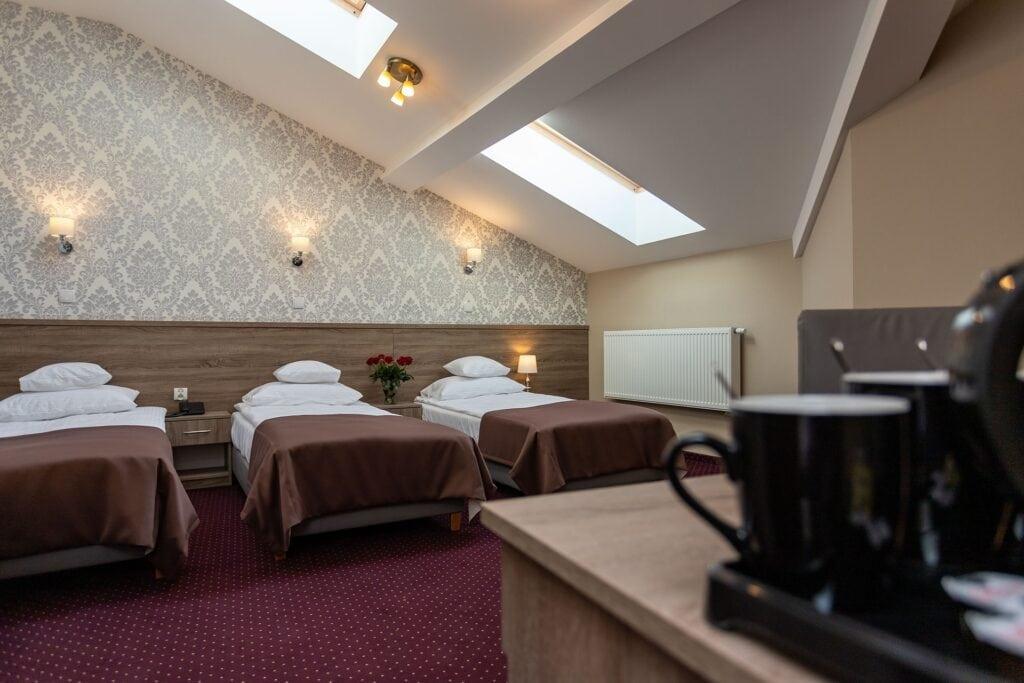 Hotelmaximum_krakow_Polen_studierejser