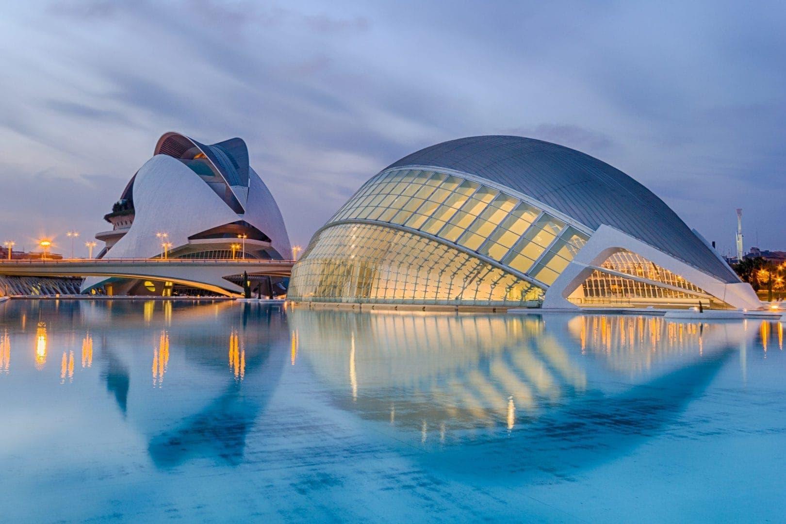 Studietur Valencia