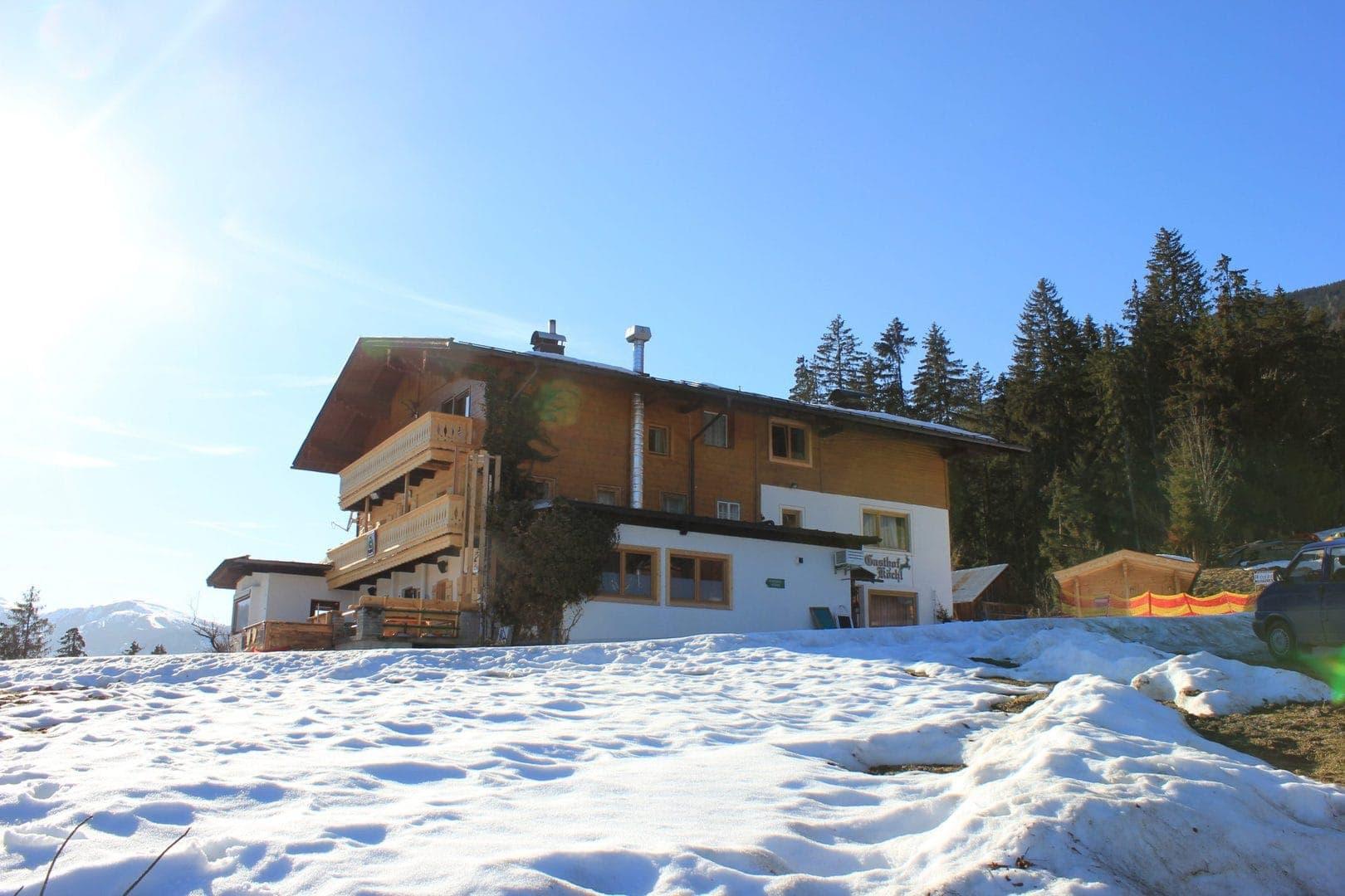 Gasthof köchl neukirchen skitur alfa travel