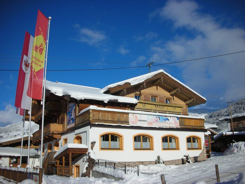 Jugendhotel Noichl - Kitzbühel - skirejse - AlfA Travel - hotel - facade