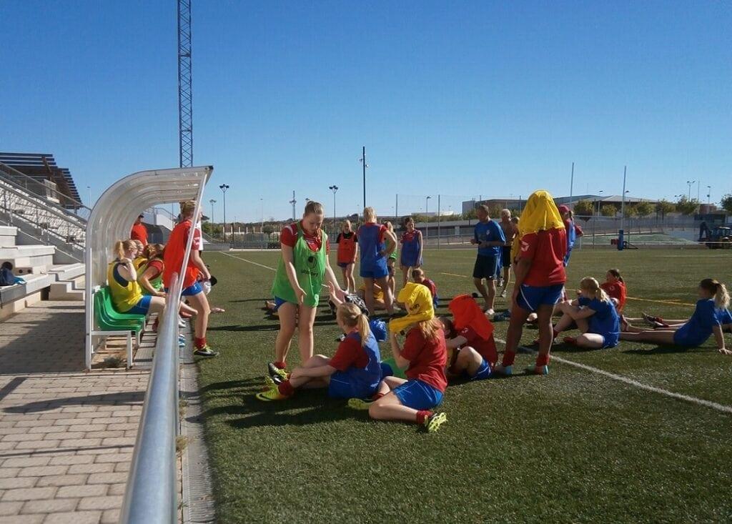 Torrevieja aktivrejse studietur alfa travel fodbold