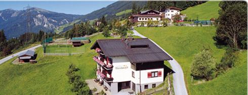Venedigerhof_hotel - Neukirchen - aktivrejse - studierejse- AlfA Travel - tubing - Venedigerhof_huset_studierejser_alfatravel