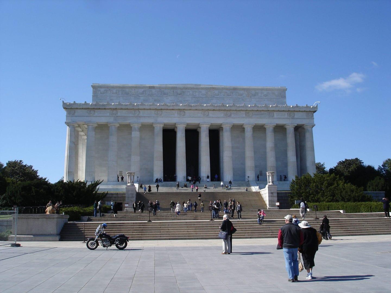 LincolnMemorial_Washington_studierejser_alfatravel