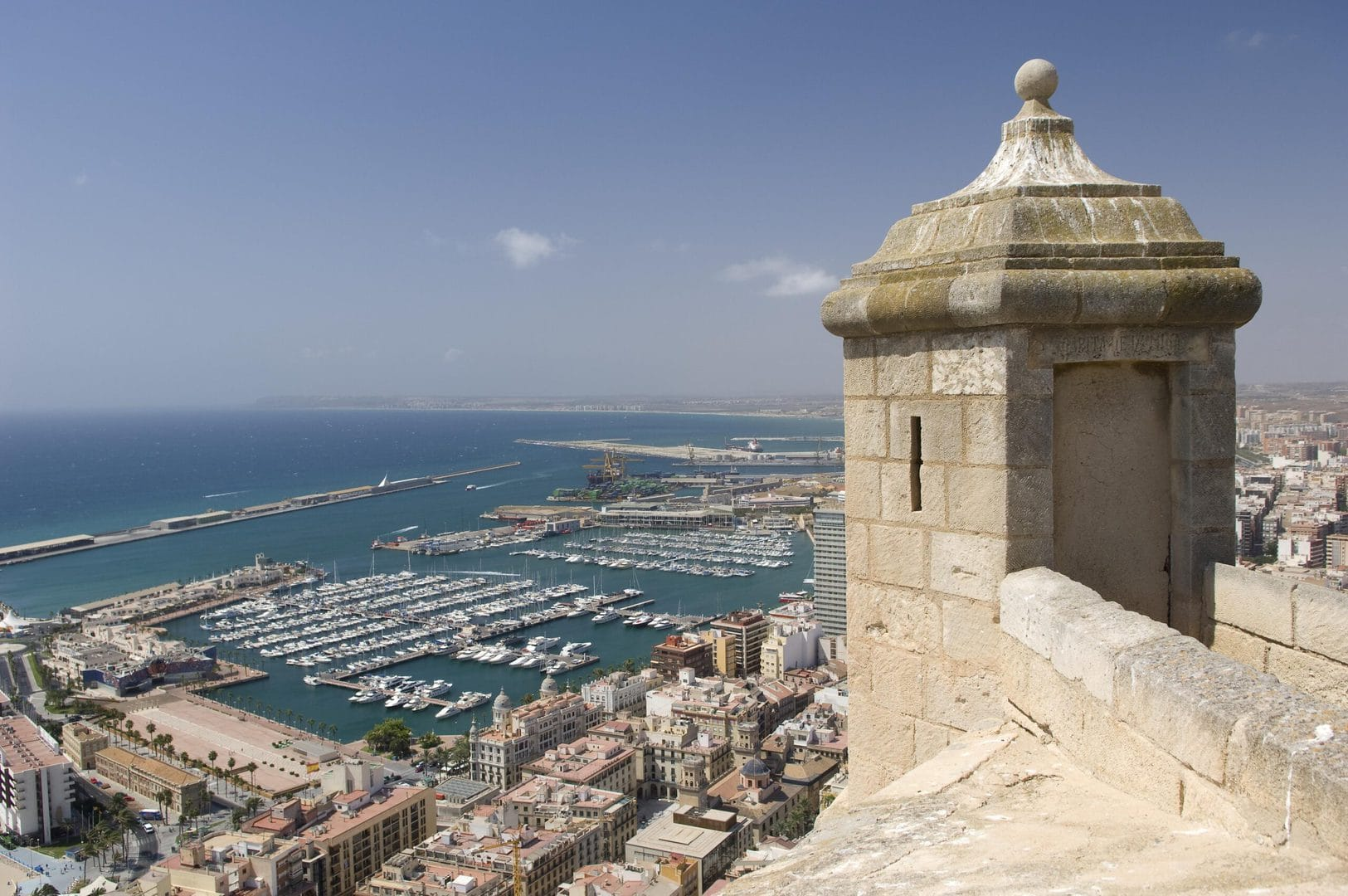 Studietur Alicante Santa Barbara