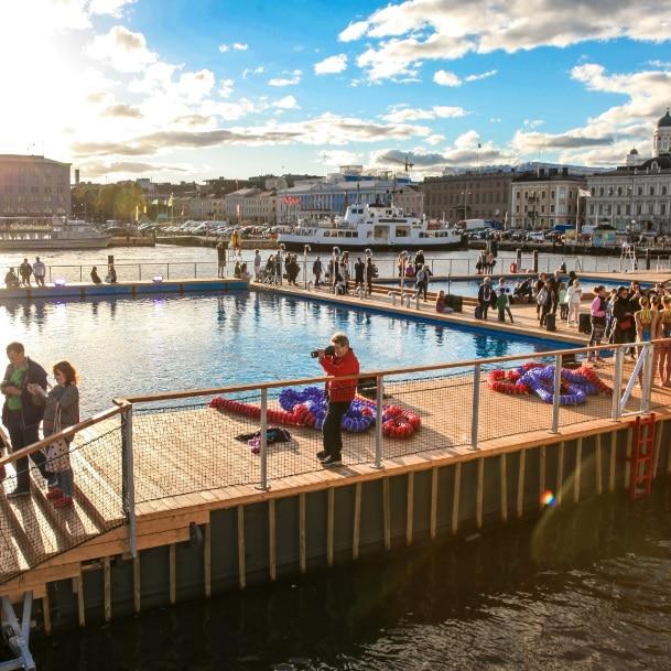 Helsinki_Allas Sea Pool