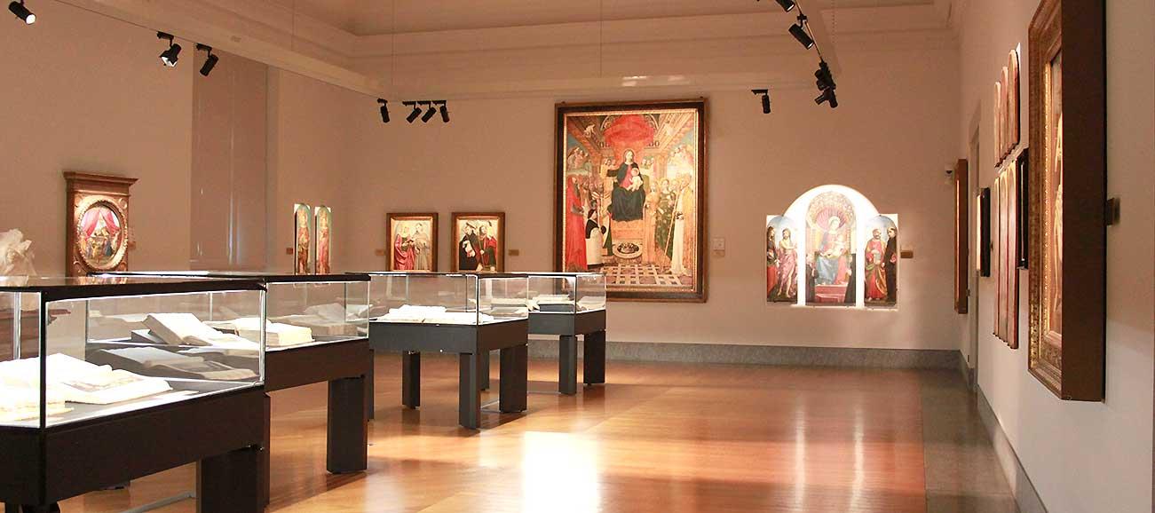 Ambrosiana-Pinacoteca-Sala_studierejser_milano_alfatravel