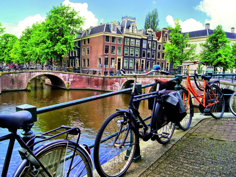 Studietur Amsterdam Bæredygtige byer