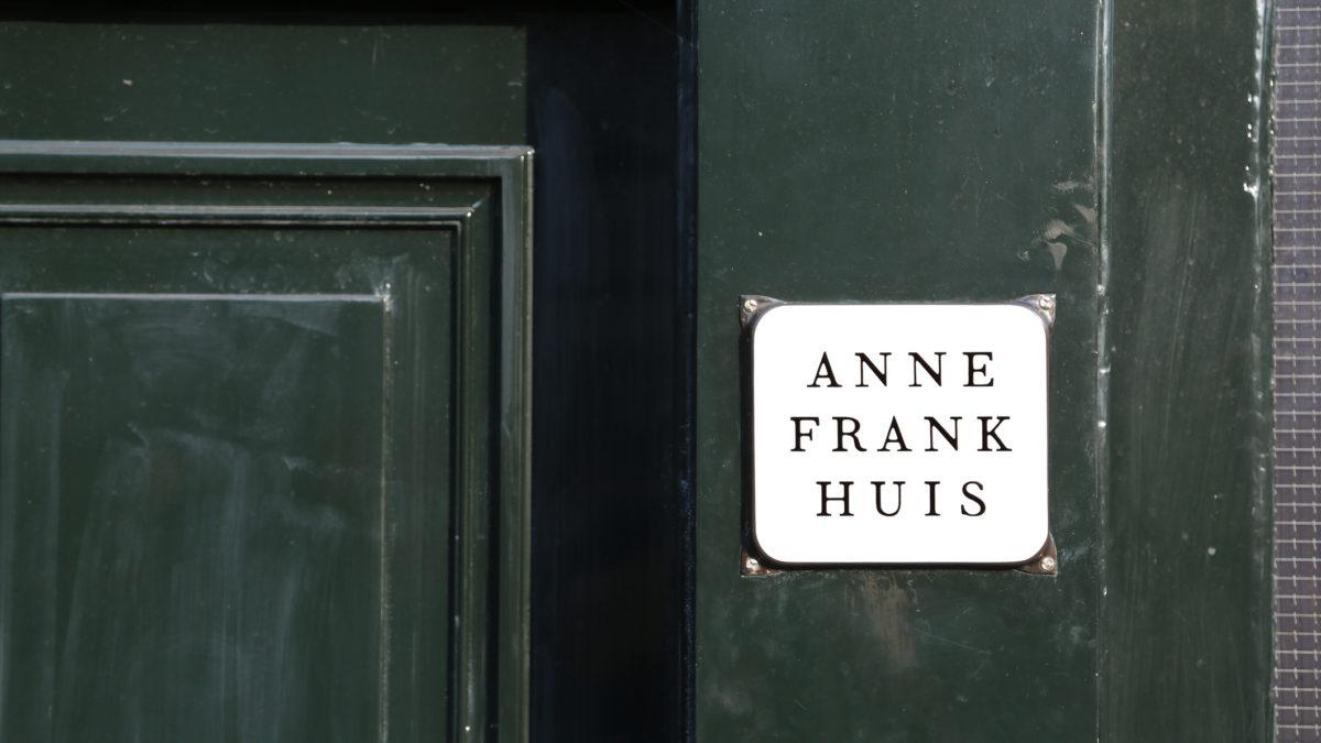Studietur Amsterdam Anne Frank