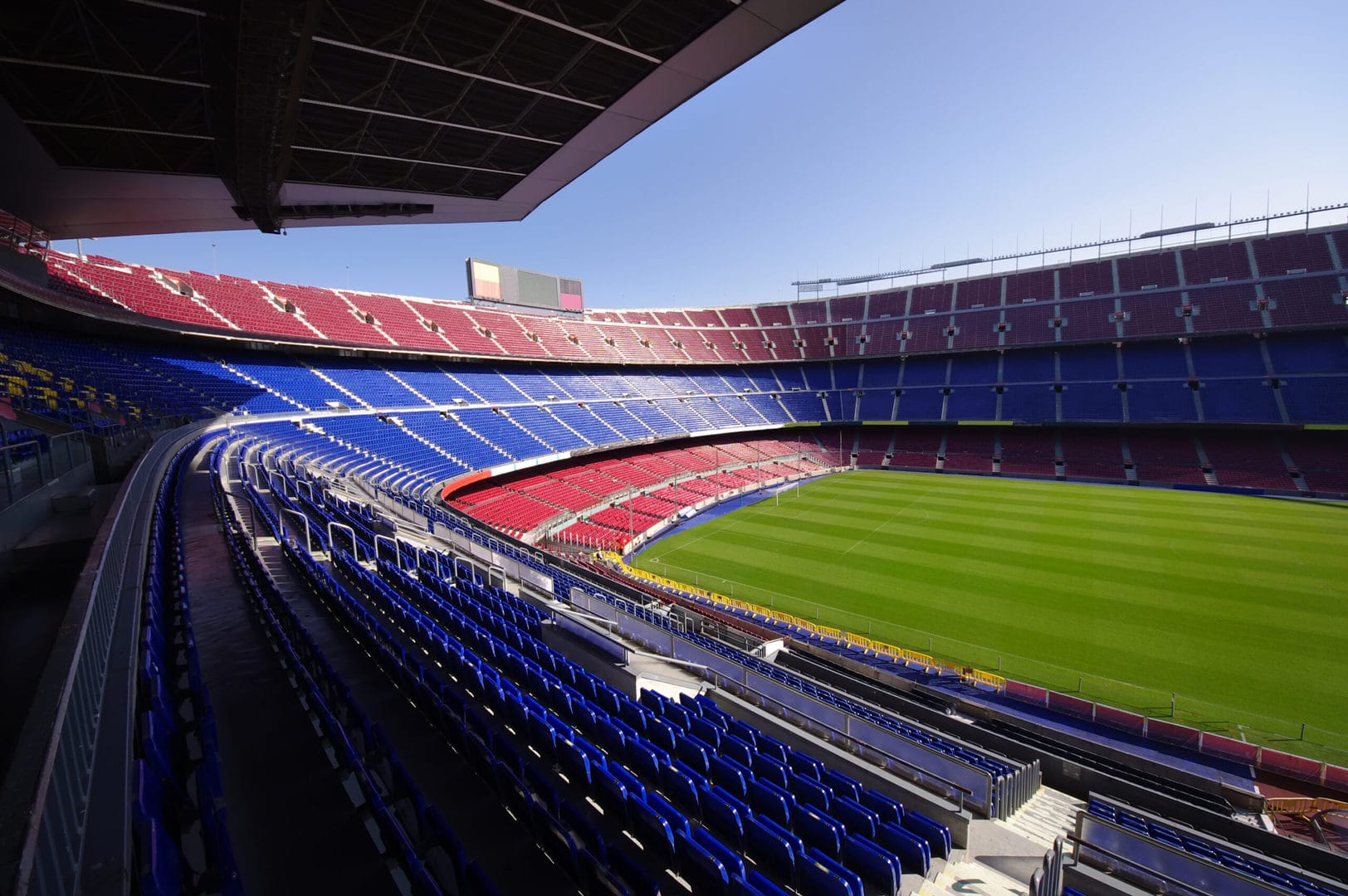 Studietur Barcelona Camp Nou