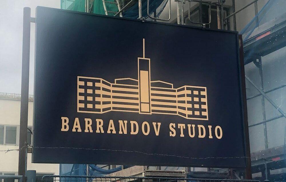 Studietur Prag Barrandov Studio
