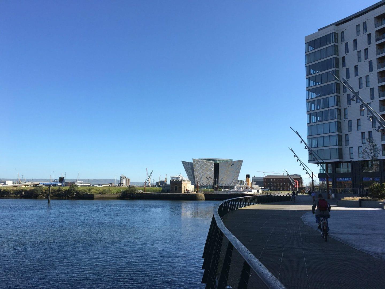 Studietur Belfast