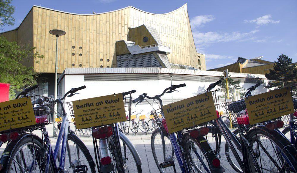 Studietur Berlin On Bike