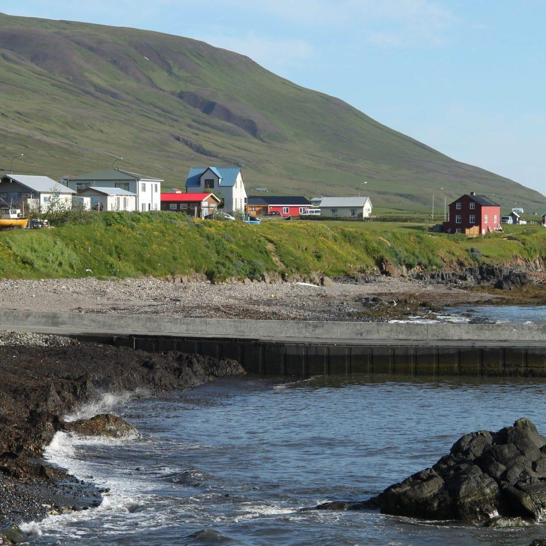 Studietur Reykjavik Island Borgafordur