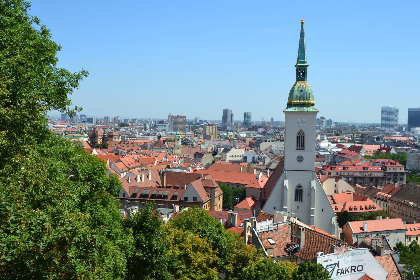 Dagstur til Bratislava