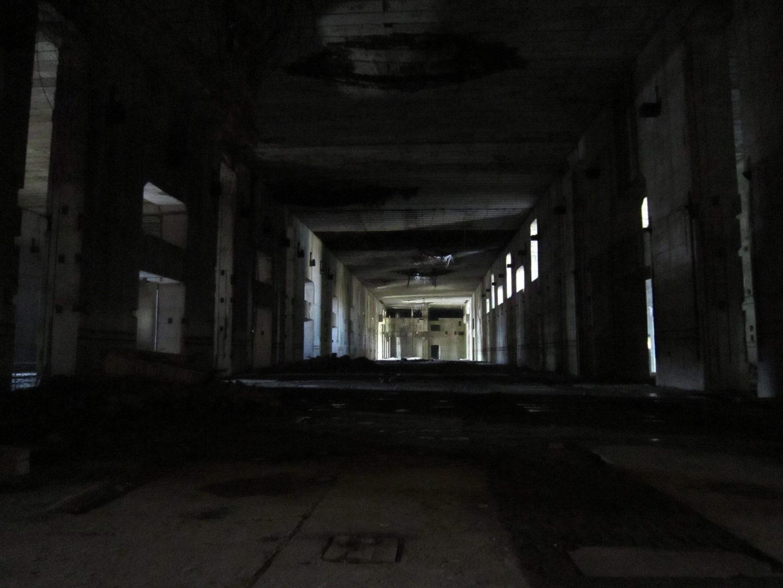 Studietur Bremen Denkort Bunker