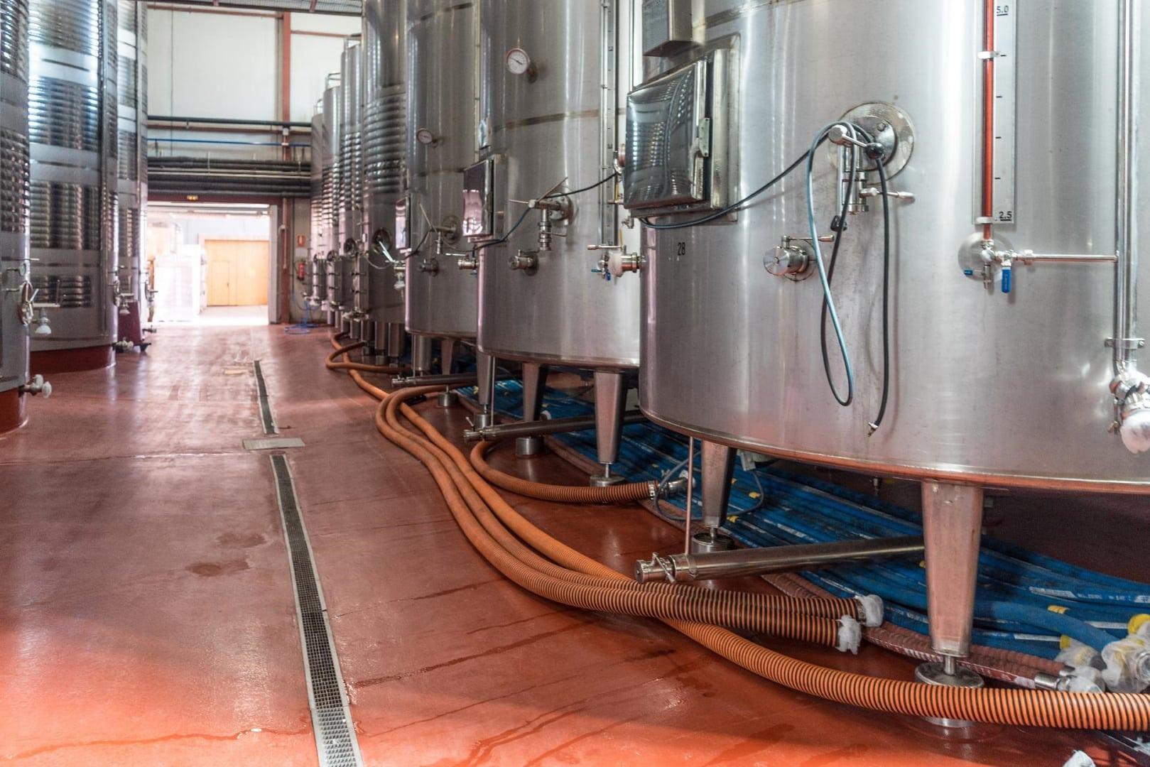 Bryggeribesøg_farssons_malta_studirejser_alfatravel
