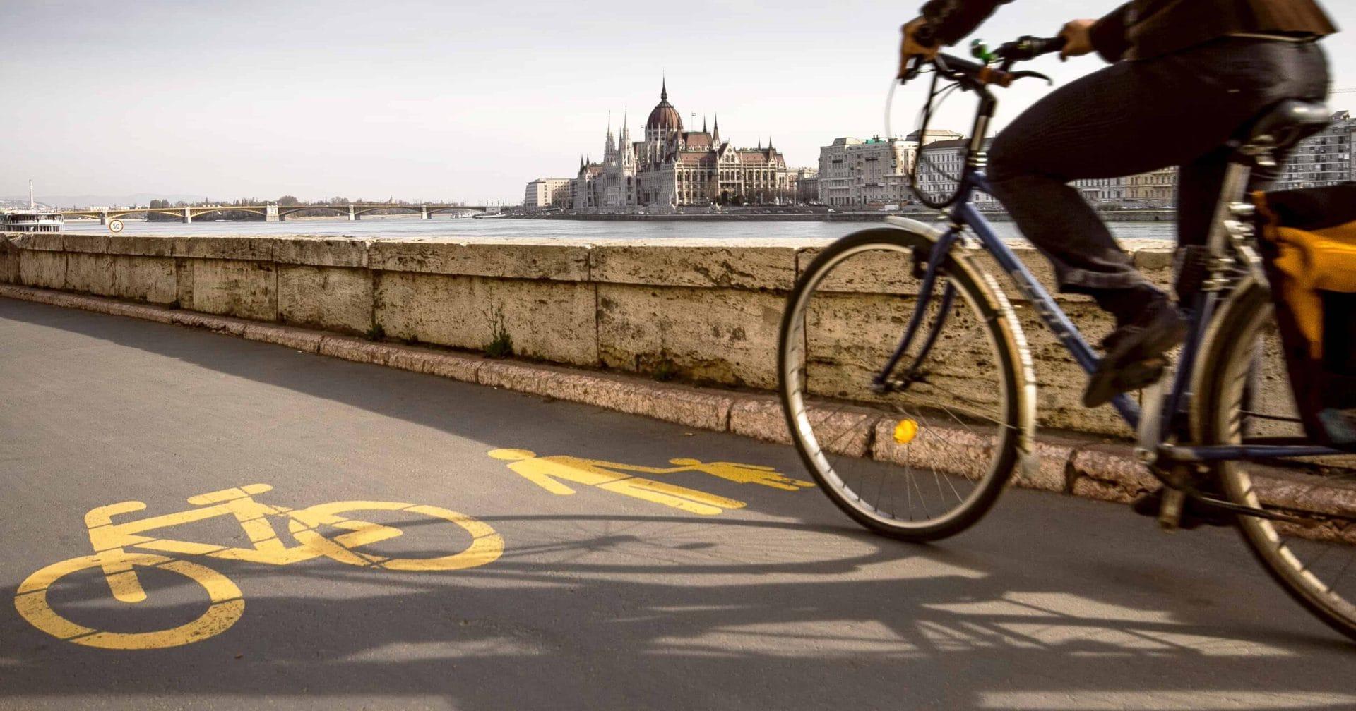 Studietur Budapest on Bike