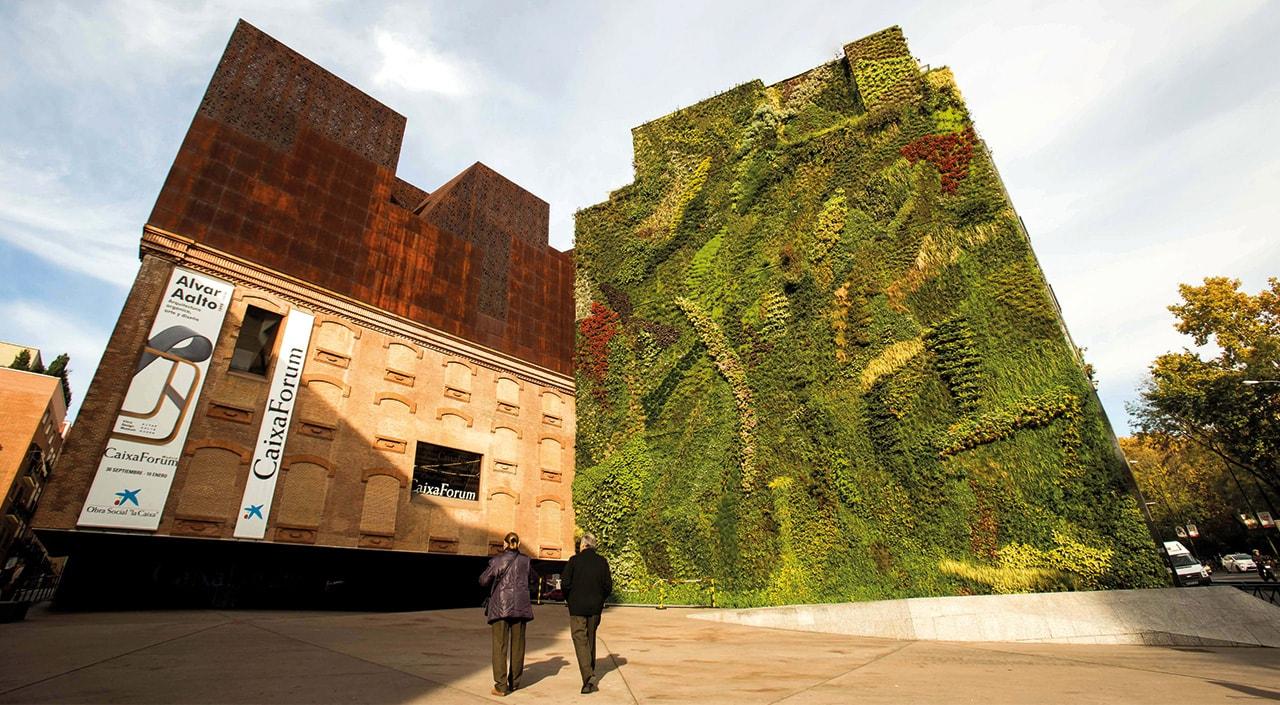 Studietur Madrid Caixa Forum