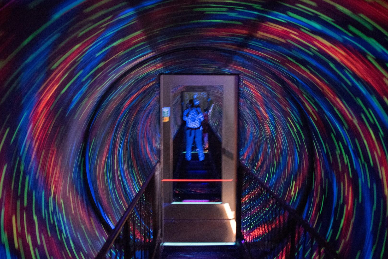 Studietur Edinburgh Camera Obscura