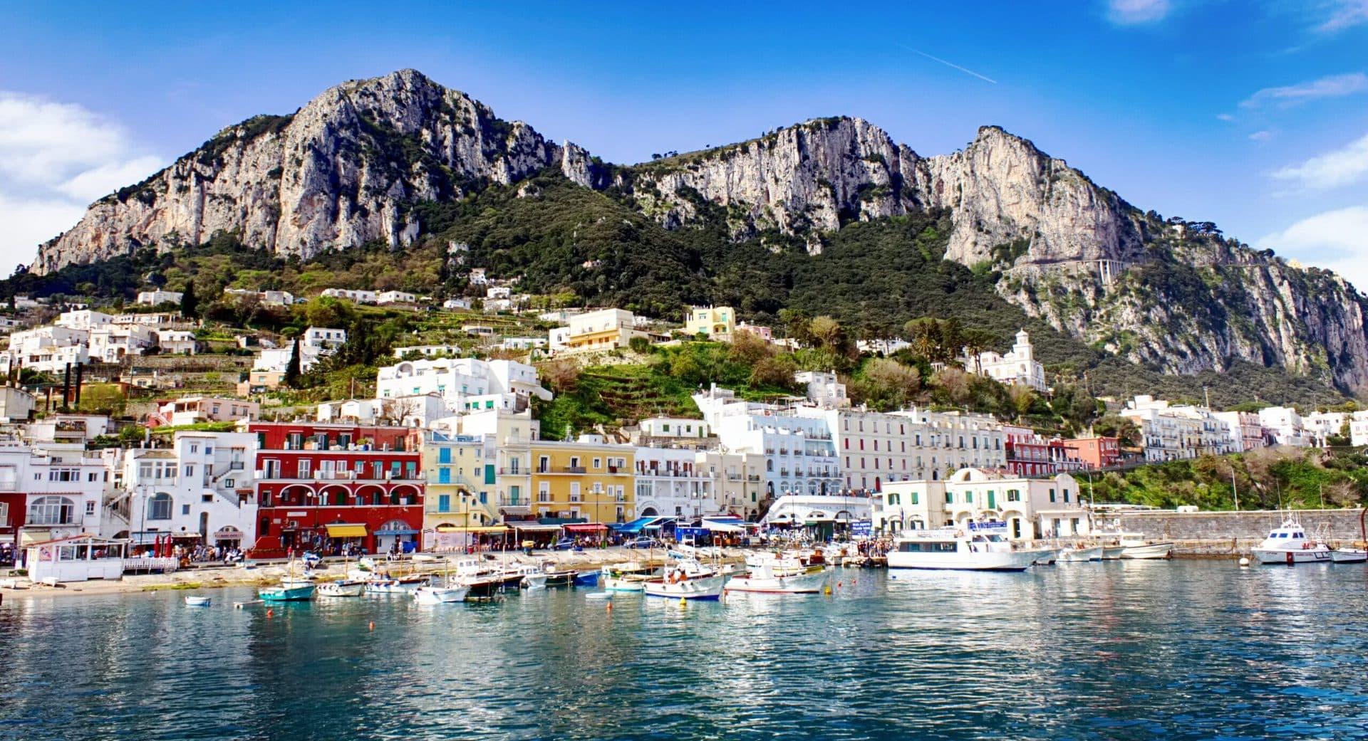 Studietur Napoli Capri