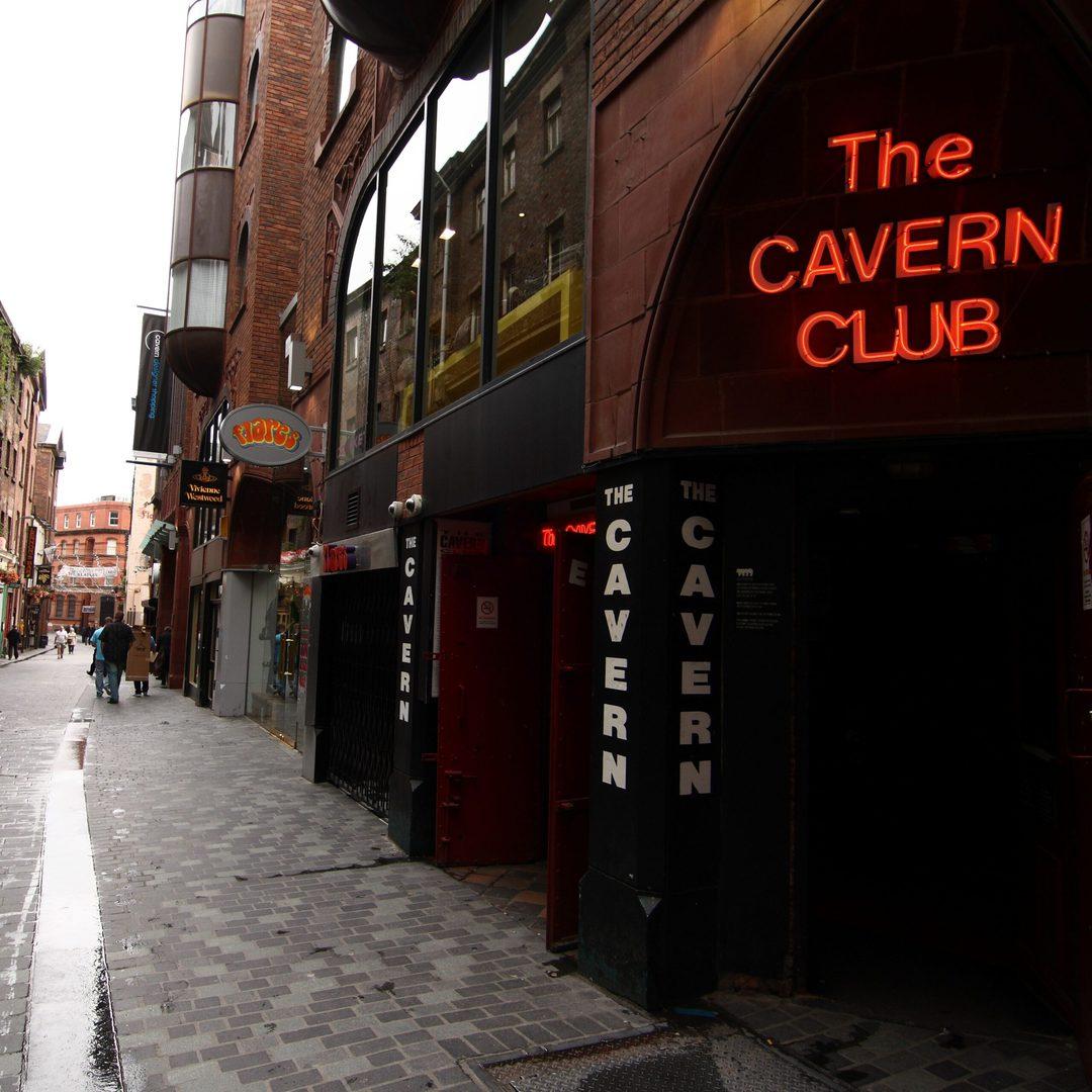 Studietur Liverpool Cavern Club