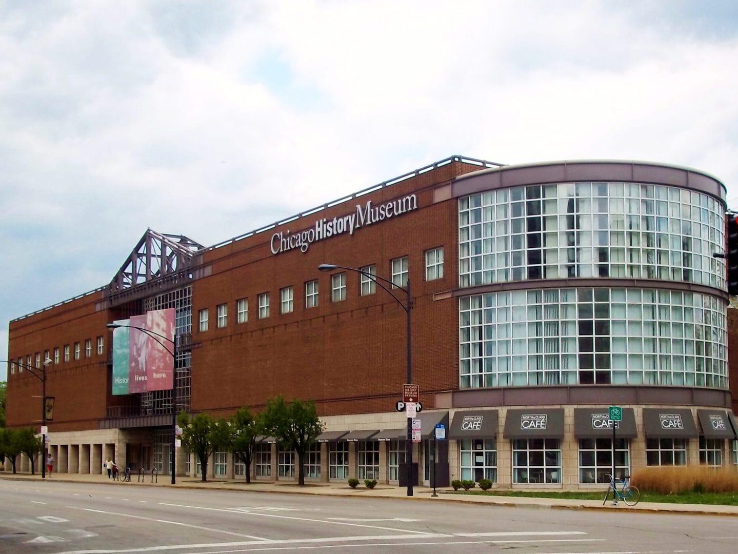 Studietur Chicago History Museum