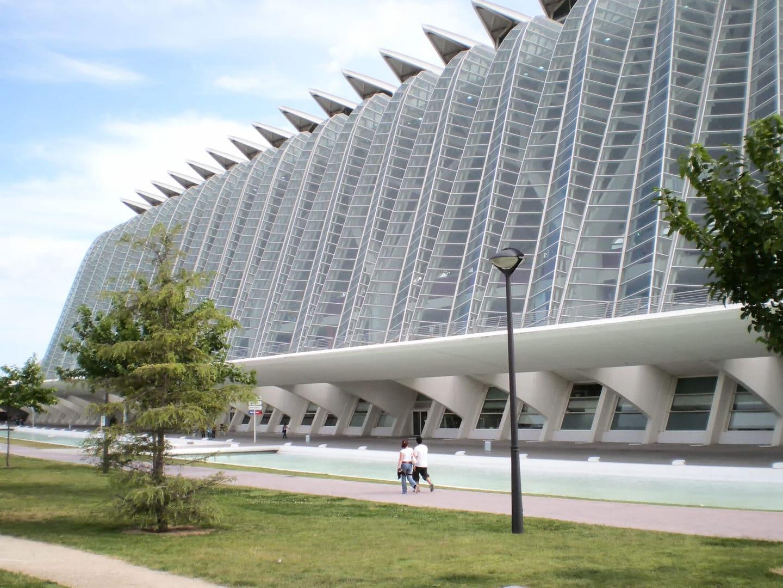 Studietur Valencia Ciudad de Las Artes