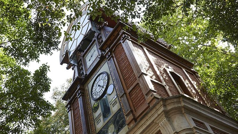 Studietur Barcelona Clock Tower