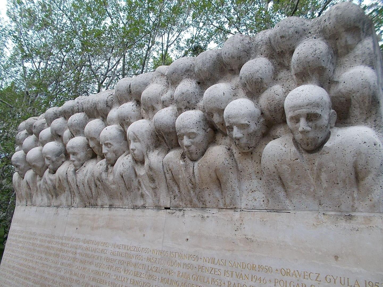 Studietur Budapest Communism Victims