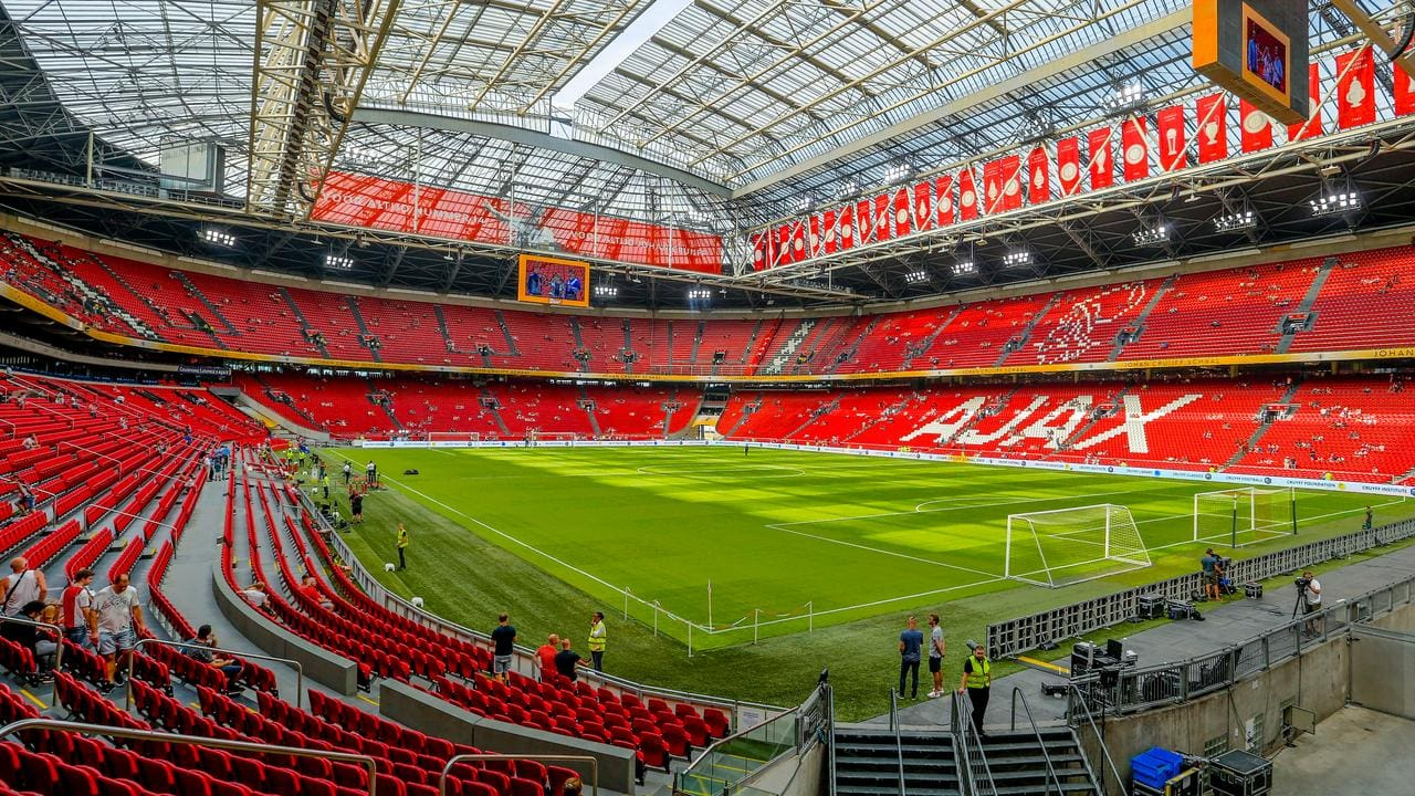 Studietur Amsterdam Cruijff Arena