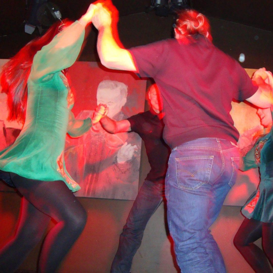 Studietur Dublin Riverdance