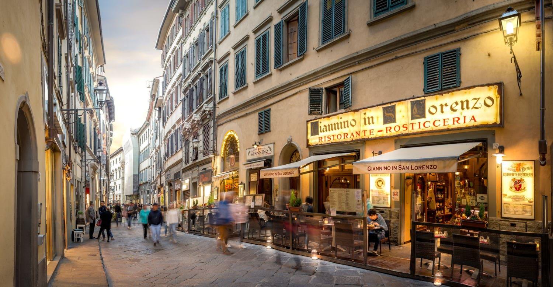 Studietur Firenze madlavnings kursus