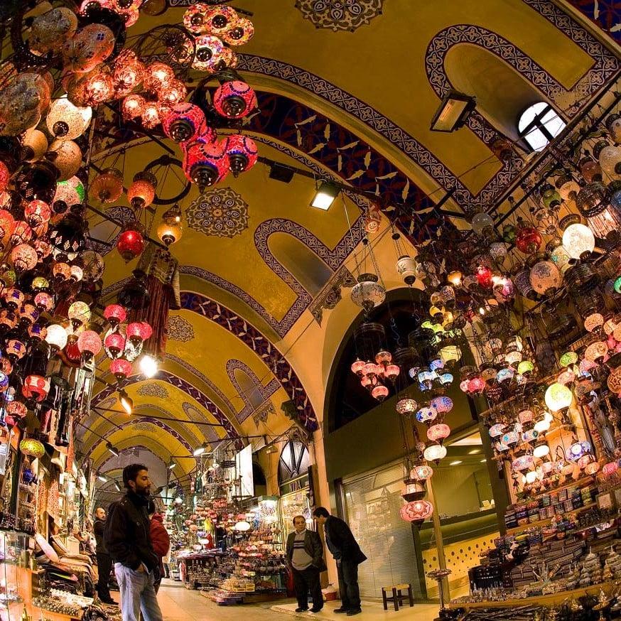 Istanbul_Den store bazar