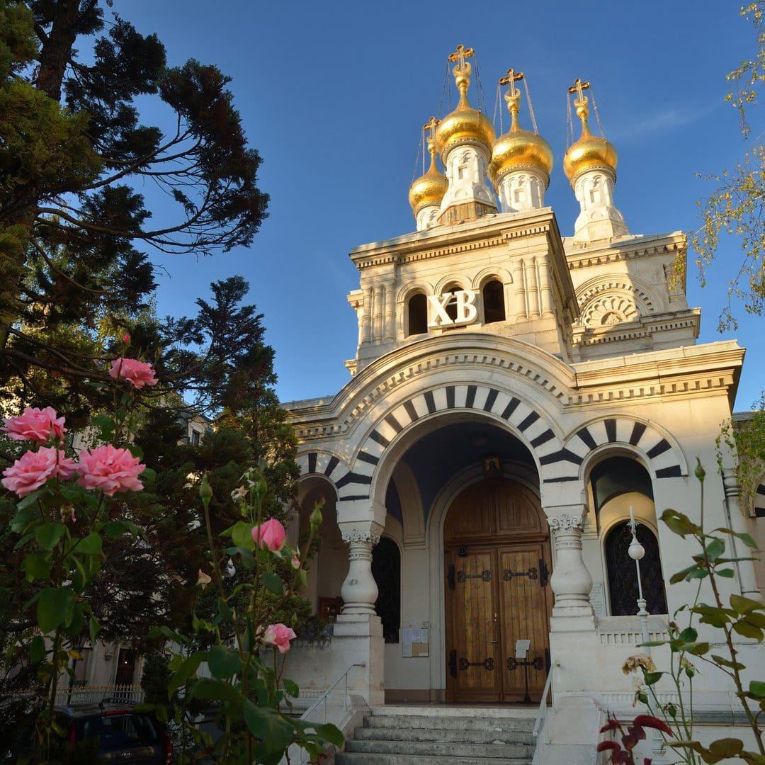 Studietur Geneve Russiske kirke
