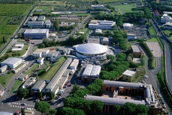 Det Nationale Institut for Kernekraft INFN Rom LNF Frascati
