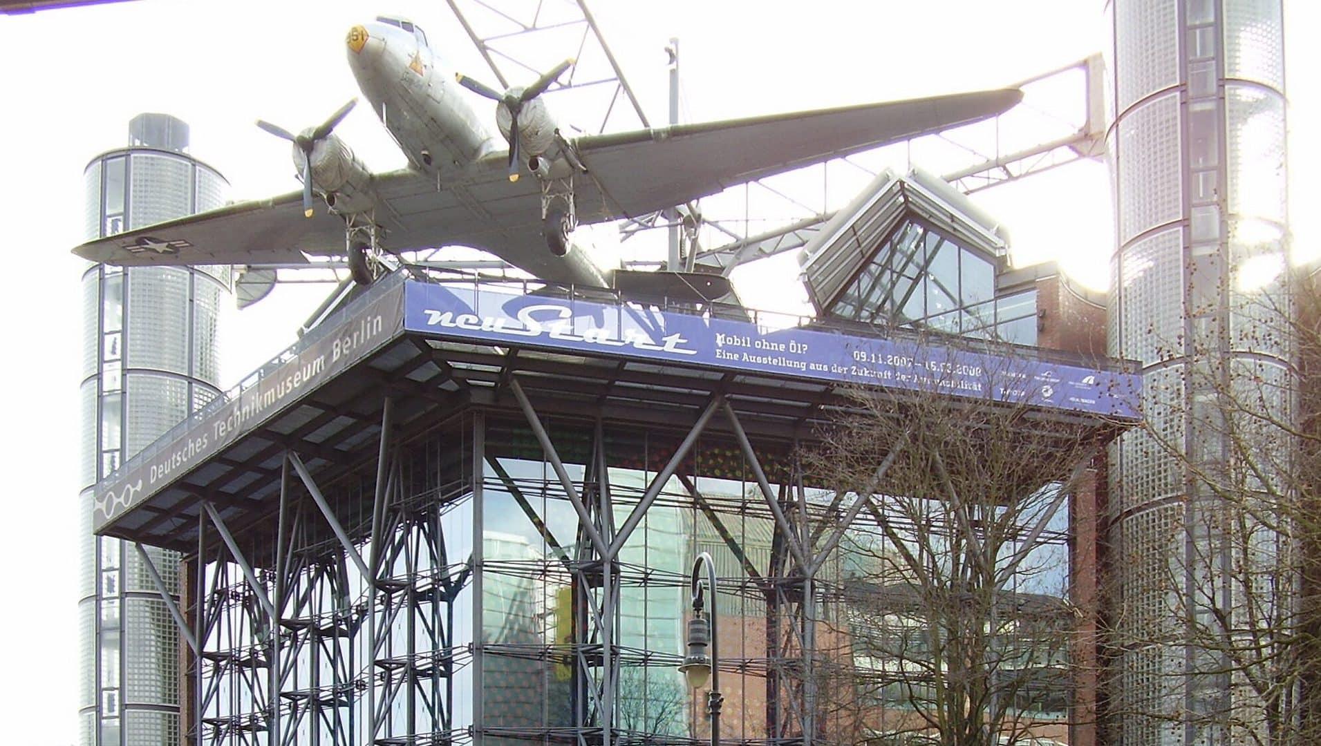 Studietur Berlin Technik museum
