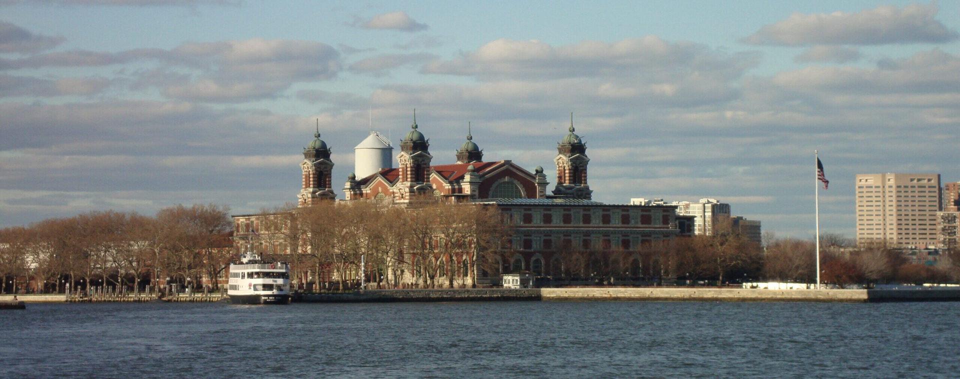 Studietur New York Ellis Island