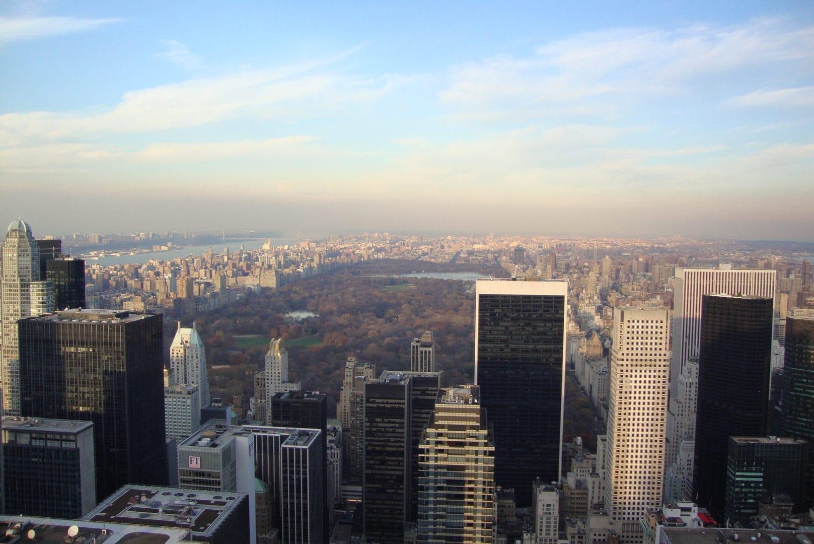 Studietur New York Top of the Rock
