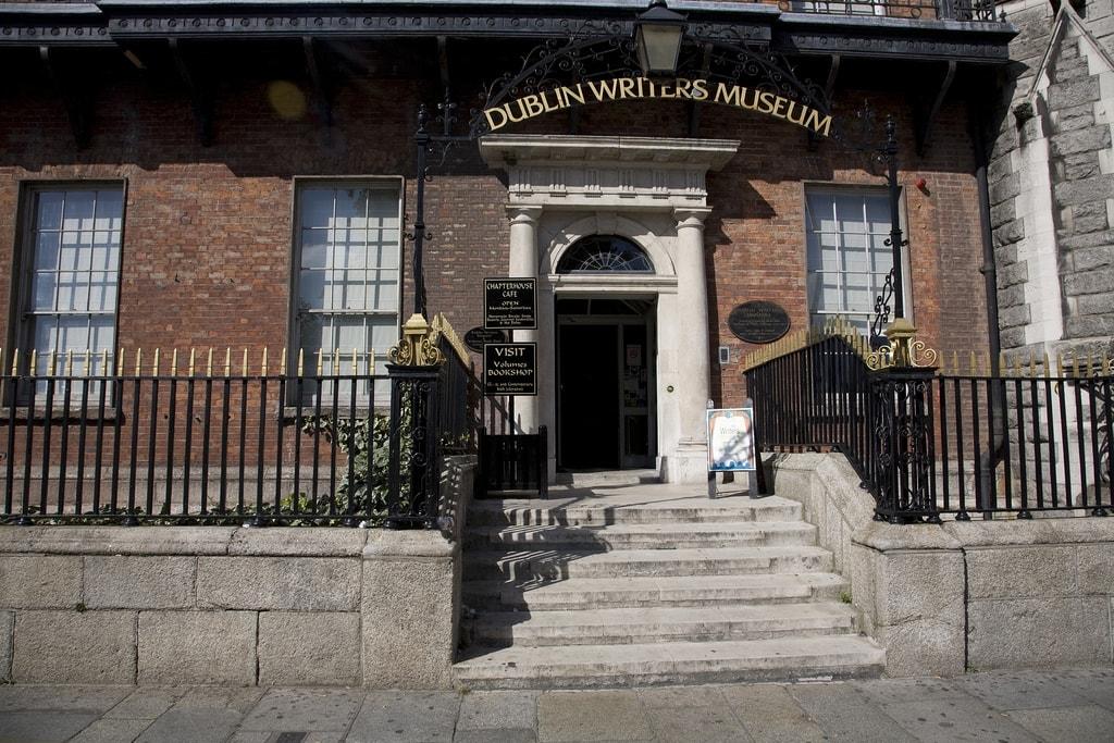 Studietur Dublin Writers Museum