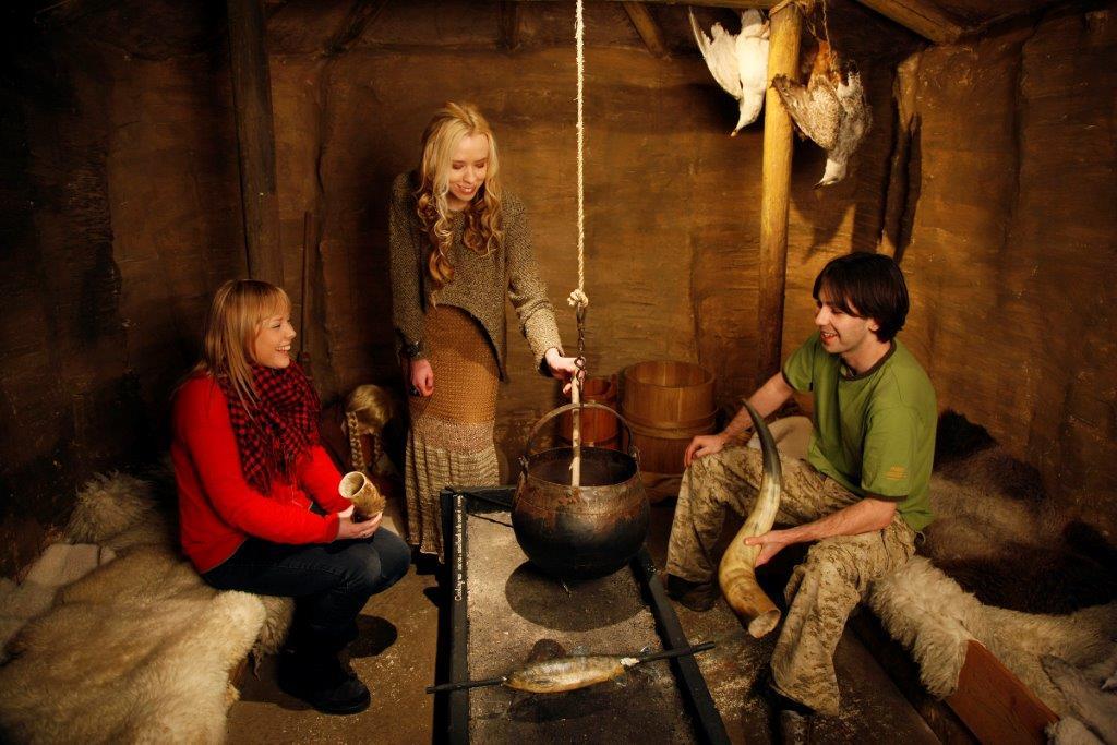 Dublinia_vikingemuseum_studierejser_dublin_alfatravel