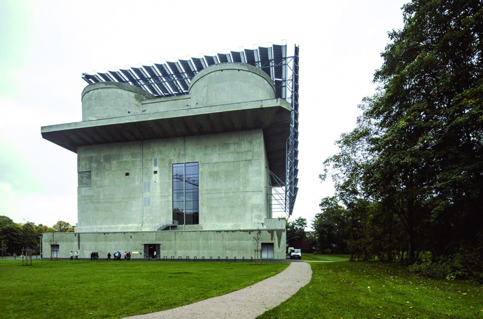 Studietur Hamborg Energibunker