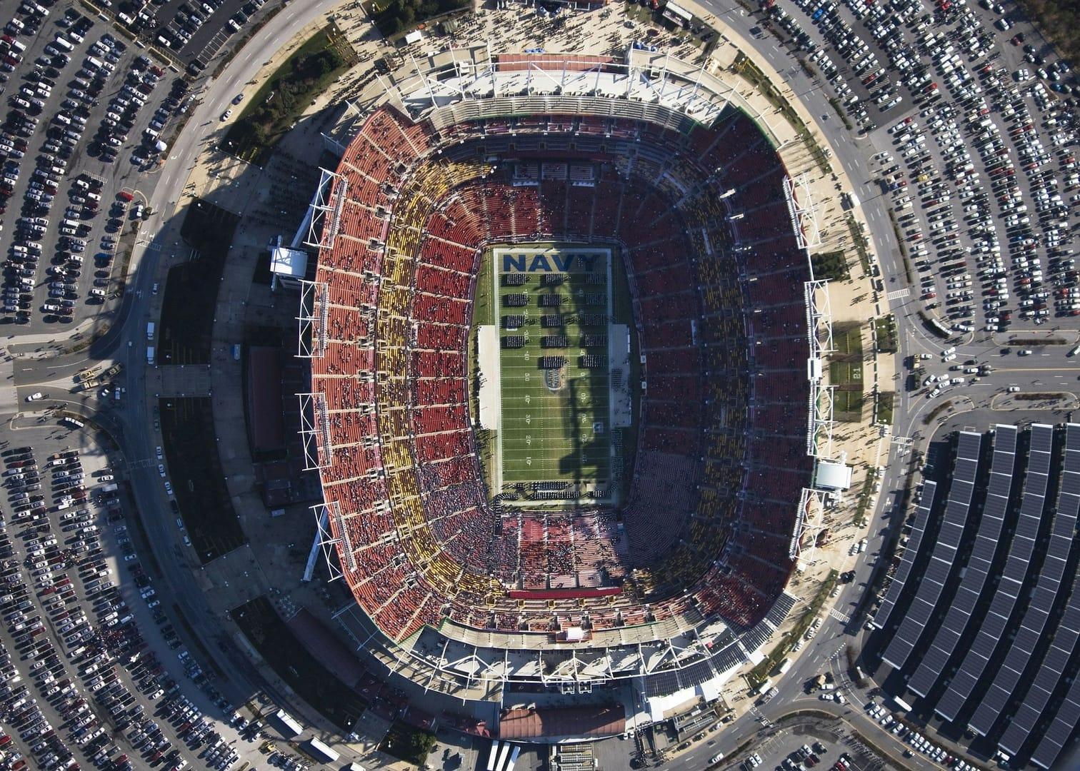 Fedex_field_Stadion_rundtur_studierejser_alfatravel
