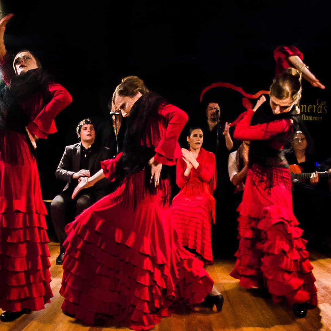 Studietur Madrid Flamenco