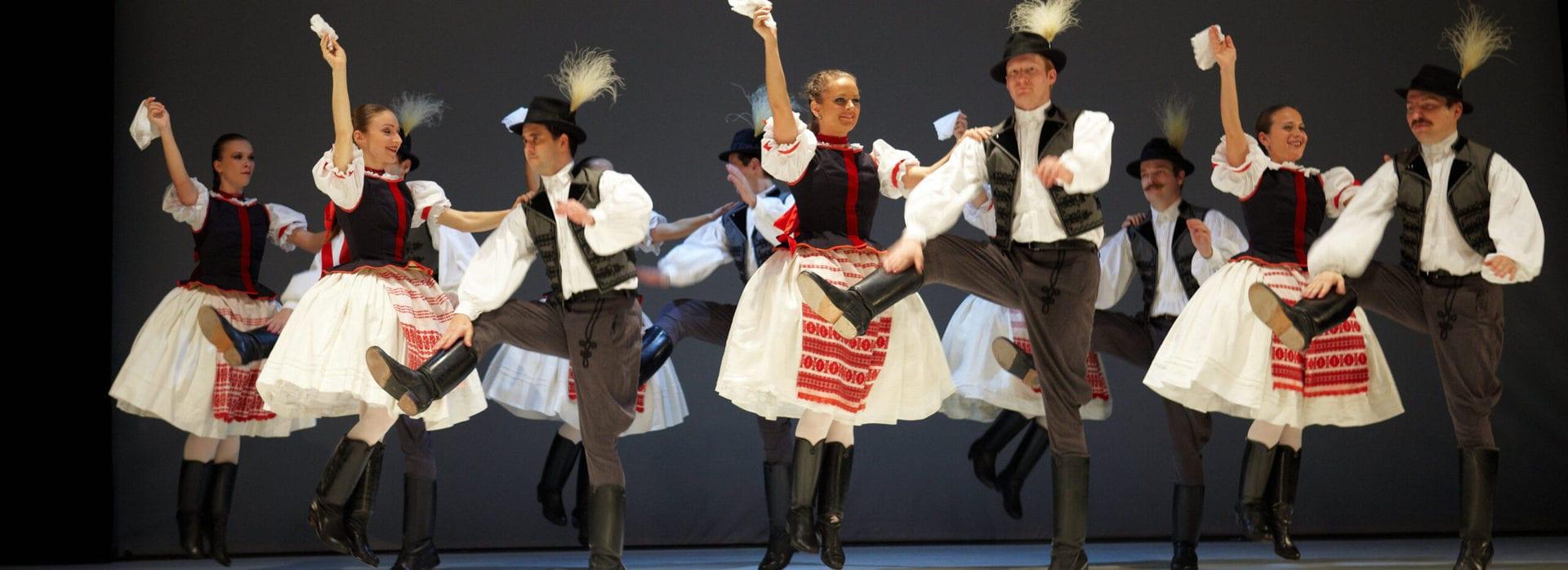 Studietur Budapest Folklore