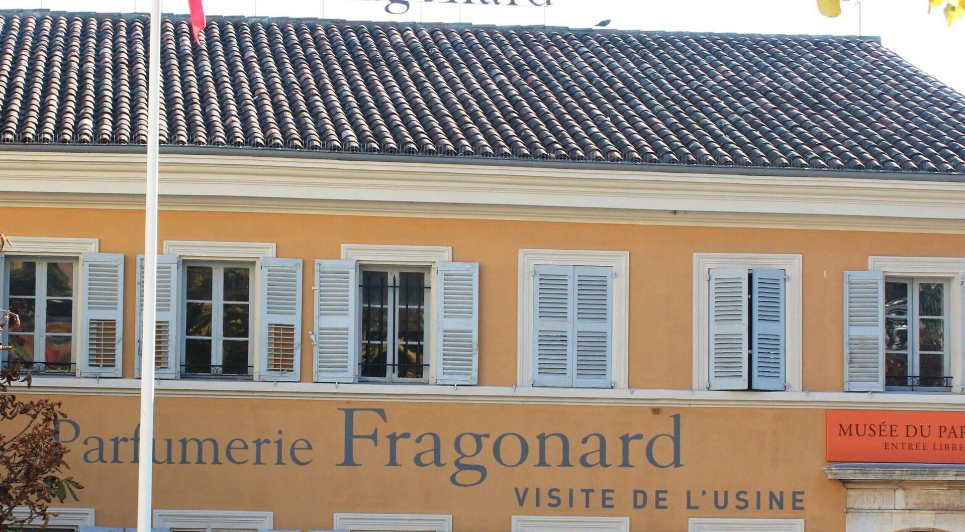 studietur Nice Fragonard
