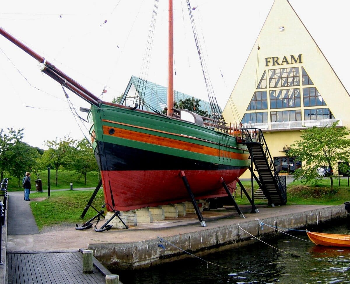Studietur Oslo Fram