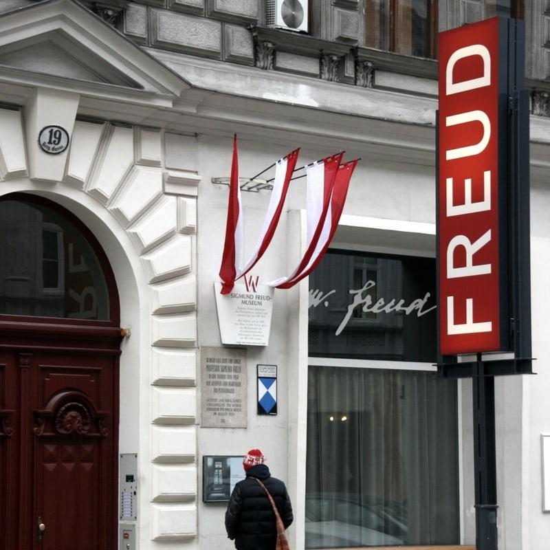 Studietur Wien Freud
