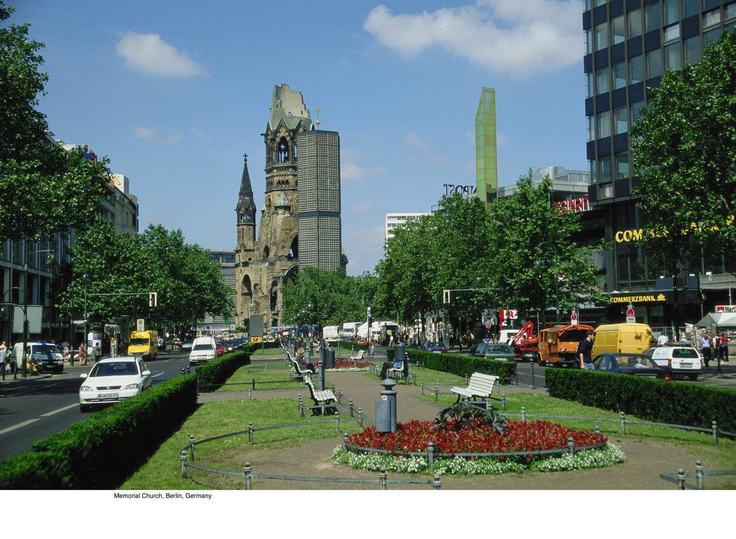 Studietur Berlin Gedächtniskirche